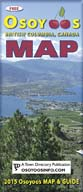2015 Osoyoos Map Cover
